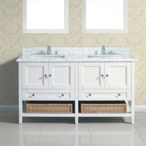 bathroom vanity - costco