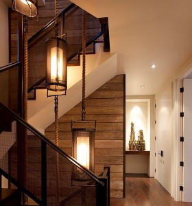diy-wood-wall-staircase