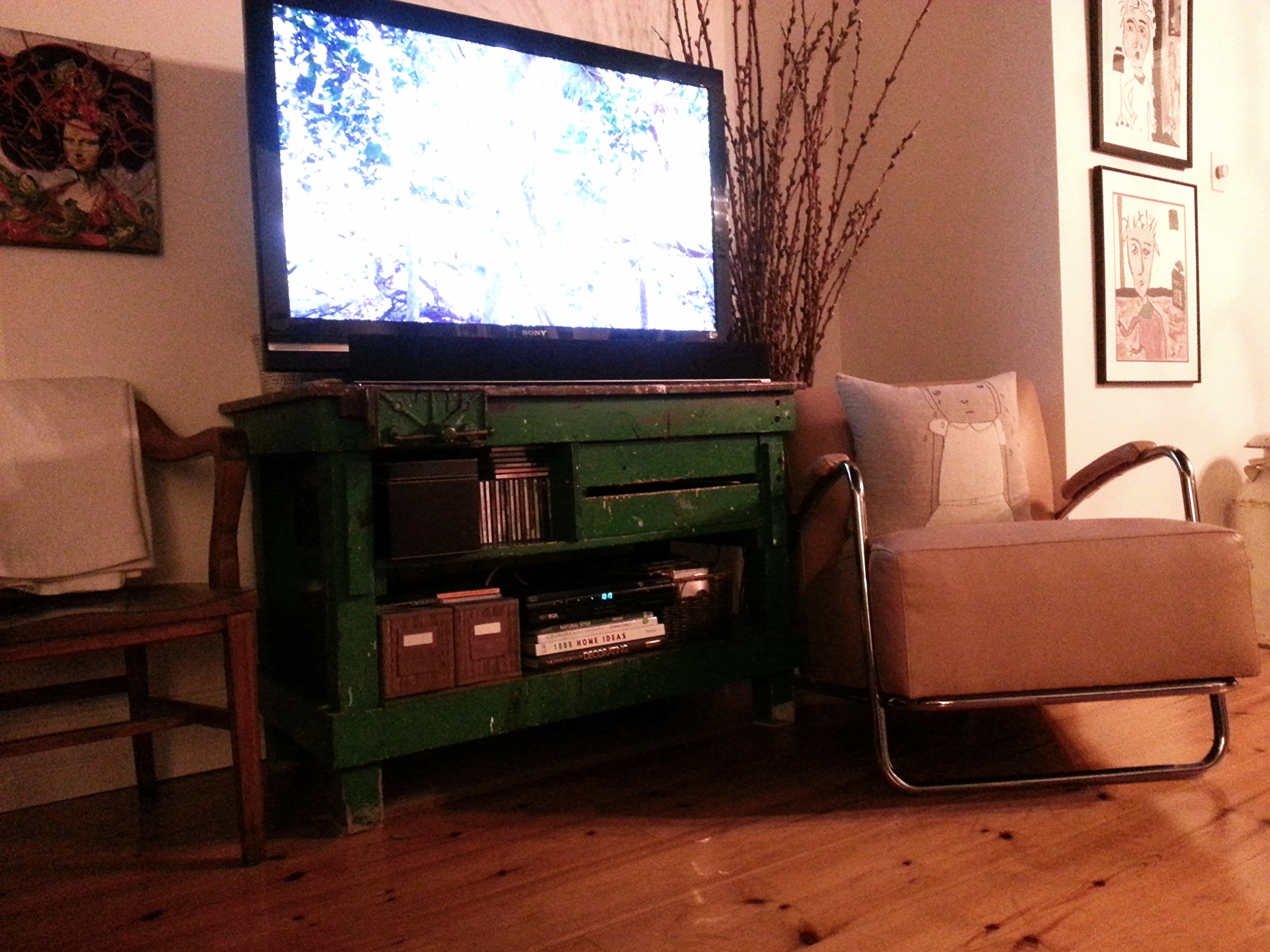 work bench tv stand.jpg