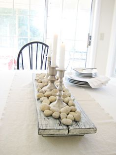 15 - 19 - board with rocks and candlesticks.jpg