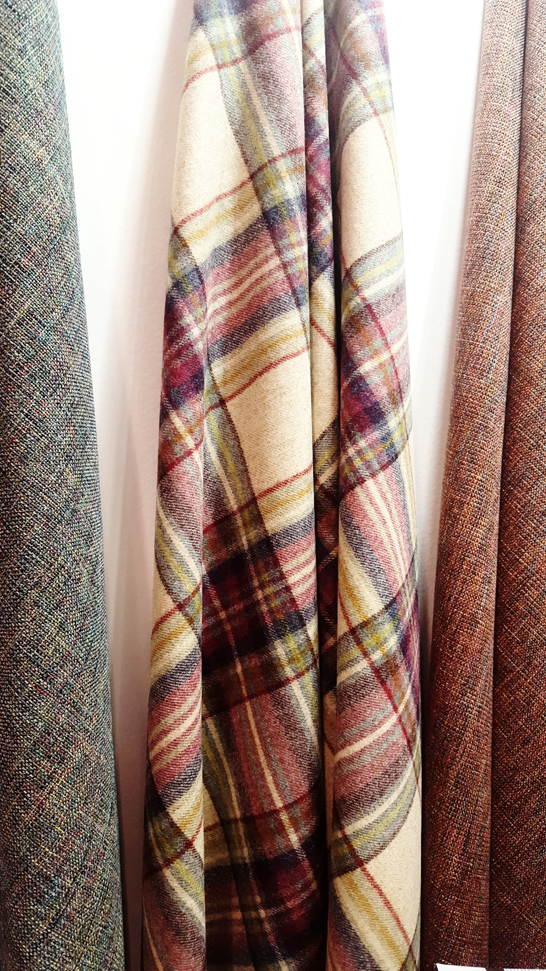 Commercial grade fabrics so you'll know they last! From Architex