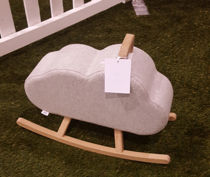 Ella & Elliot 'cloud' rocking horse - what could be sweeter?