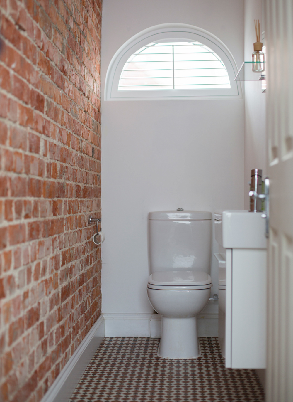 Adding a wall of brick is easier than you might think. Ask me how.