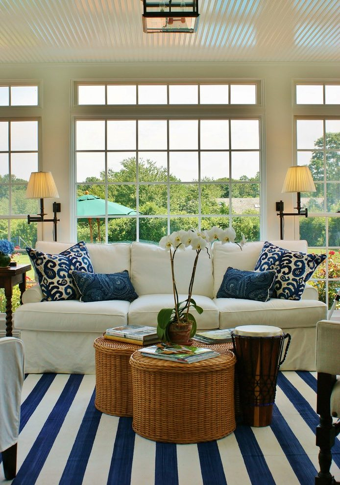 7 Easy Ways To Spruce Up Your Sunroom