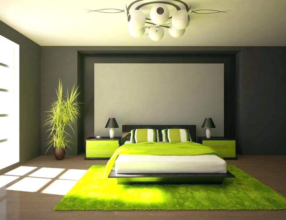 Leave a bit of space without paint - it kind of acts as a second headboard but is also ready for a great piece of art.