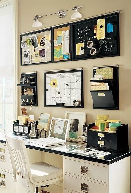 organized home office out in the open.jpg