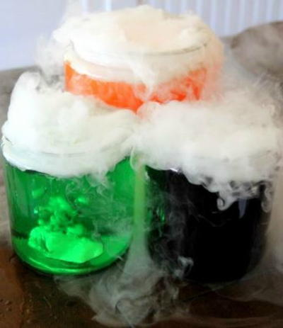 October Home School Field Trip - Edible Potions & Crafting Ghost Stories