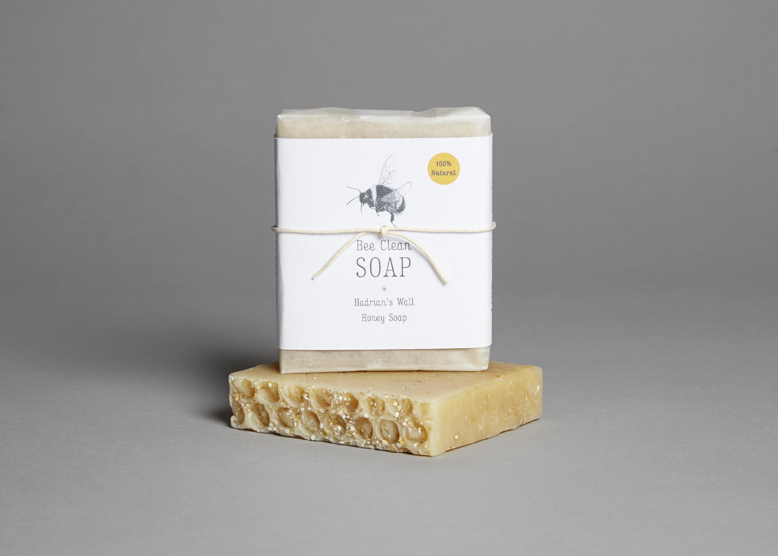 Creature Candy honey soap