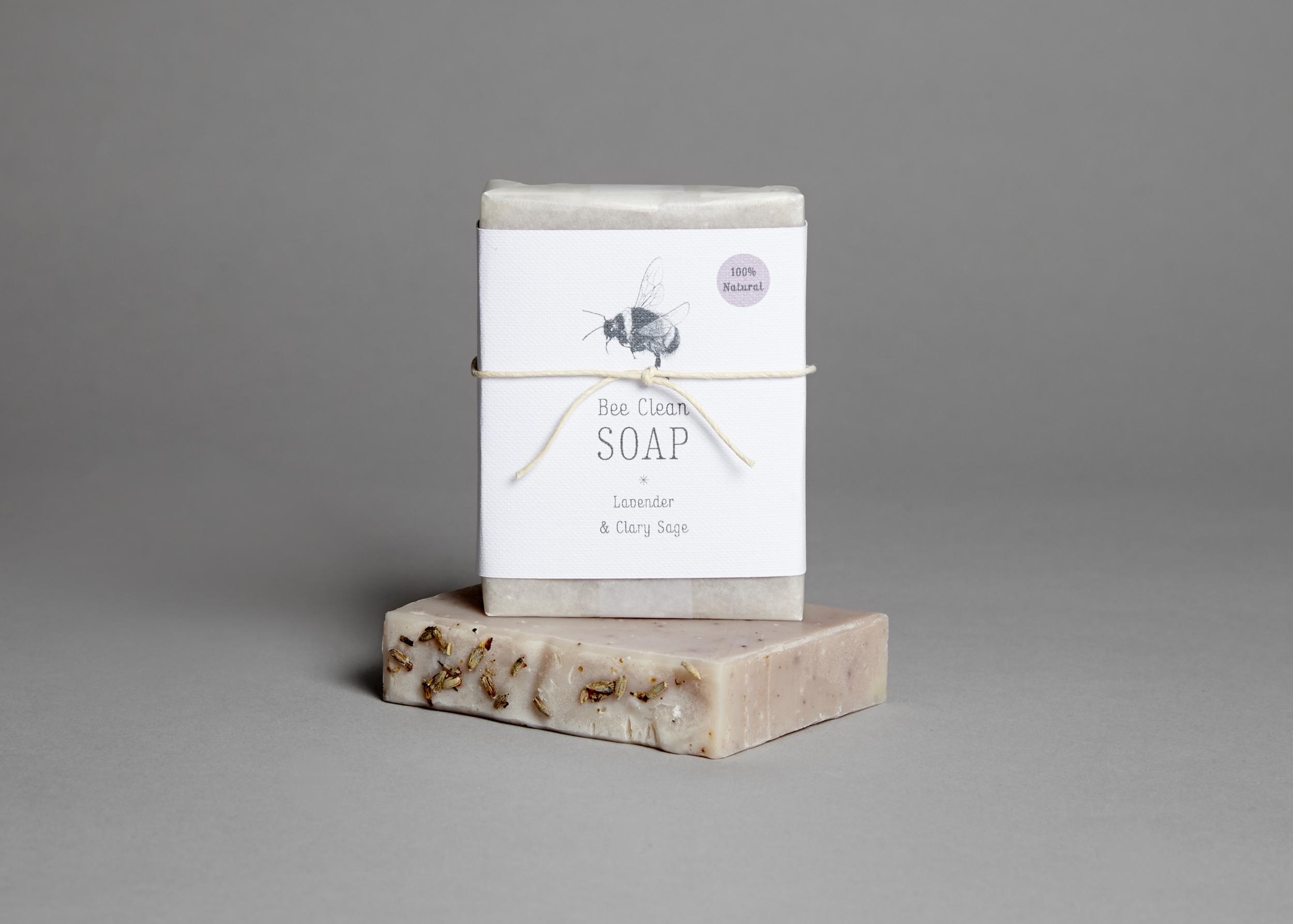 Creature Candy lavender soap