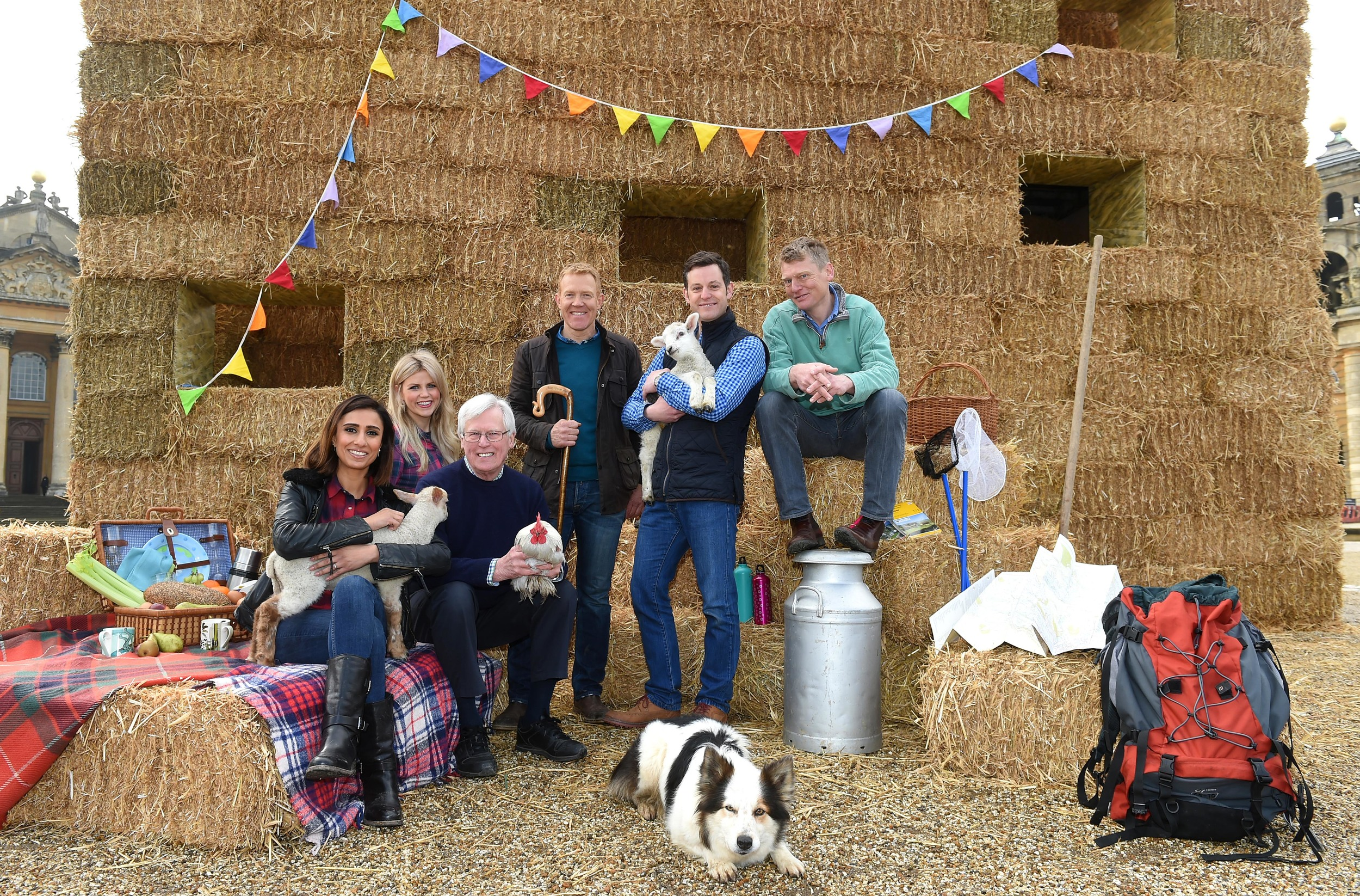 The Countryfile presenters will be at Counrtyfile Live in August this year.