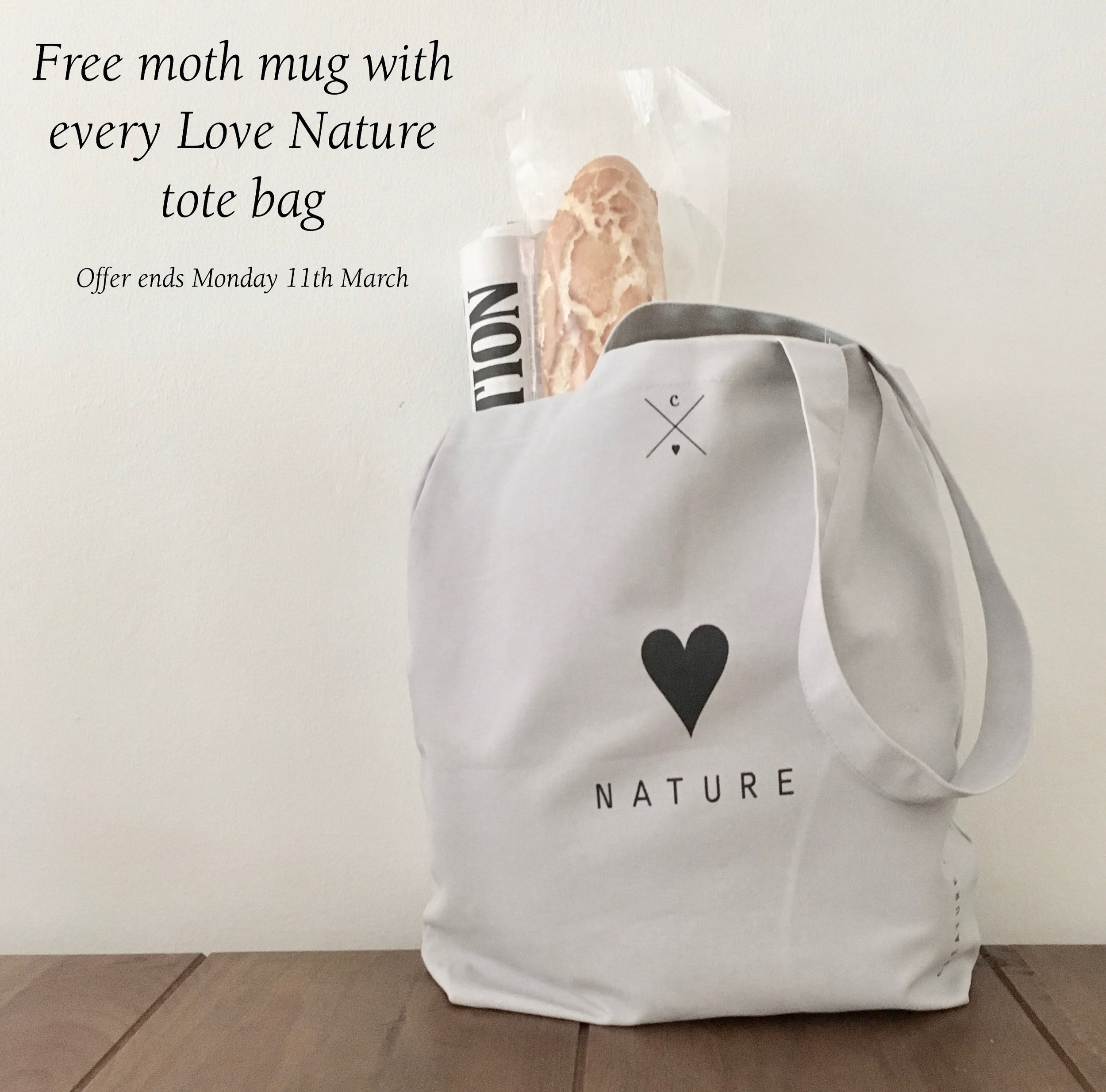 Bag will automatically be added to you order and £2 from each sale will be donated to the children's charity  Greenfingers .
