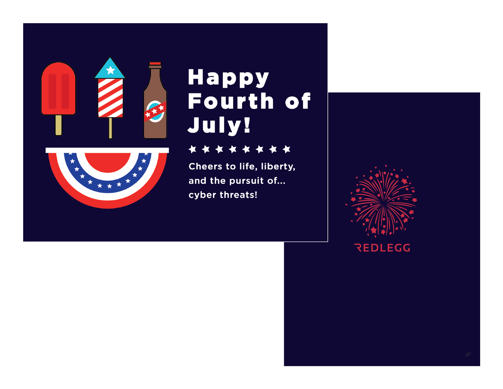 Branded Holiday Cards