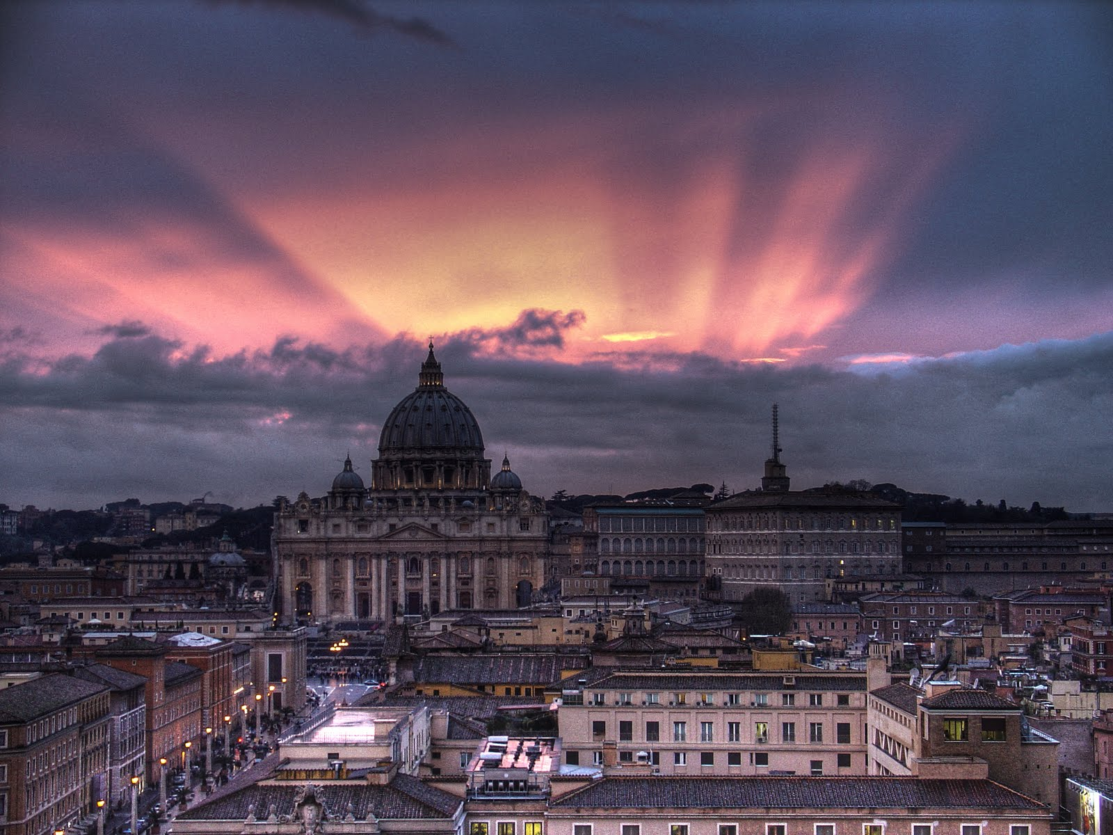Roma and beyond!