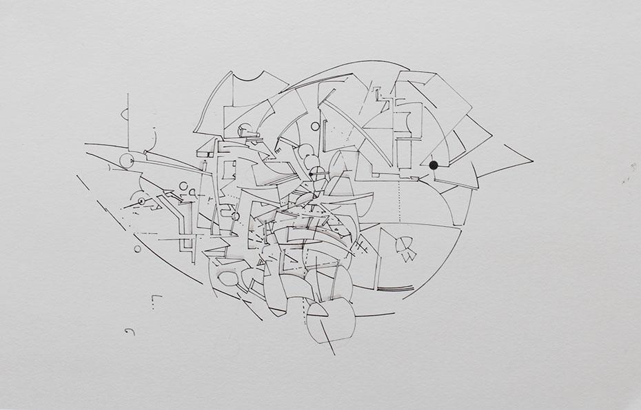 David Clark - Untitle #1 - Ink on ArtBoard Smoth Bristol - 20x26.JPG