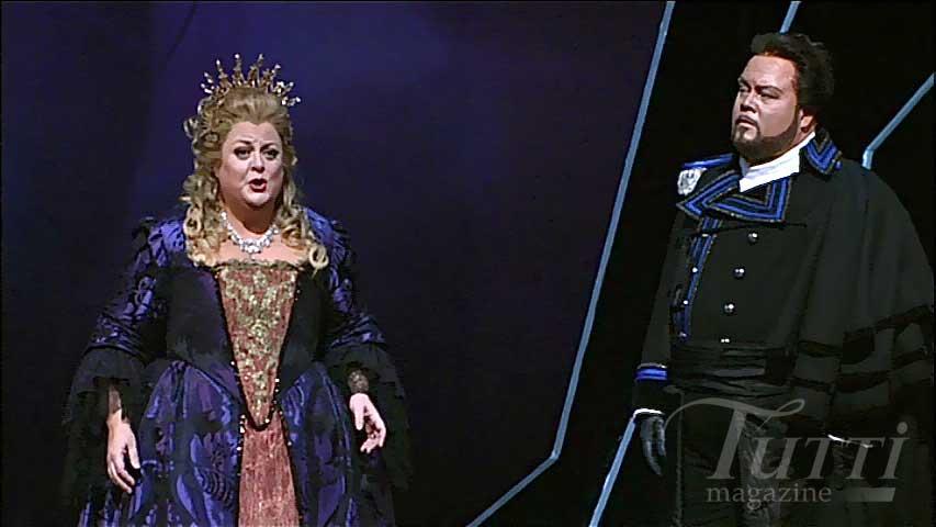 Ariadne auf Naxos   R. Strauss  Metropolitan Opera  Richard Strauss (1864-1949) Ariadne auf Naxos performed at the MET staring Deborah Voigt,Richard Margison and Natalie Dessay.