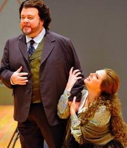 Edmonton Opera's season opener of Cavalleria Rusticana stars Margison.