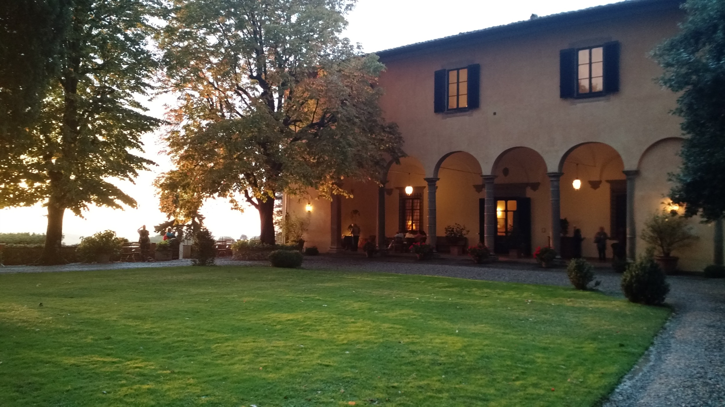 Our beautiful Villa in Tuscany