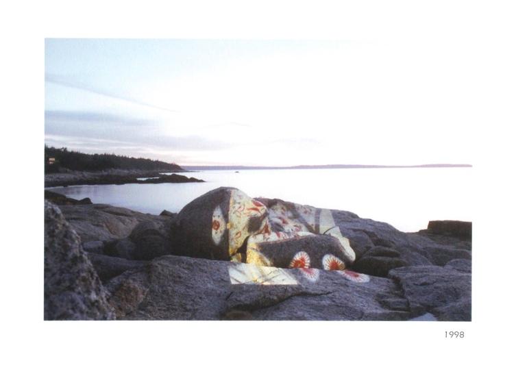 "'LF - 3 (Illuminated Landscapes)' - 8.5"" x 11"" - photograph - $325"