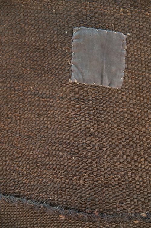 "'Black Goat Hair Tent Repair'  2010 15"" x 11"" - chromogenic print - $350.00"