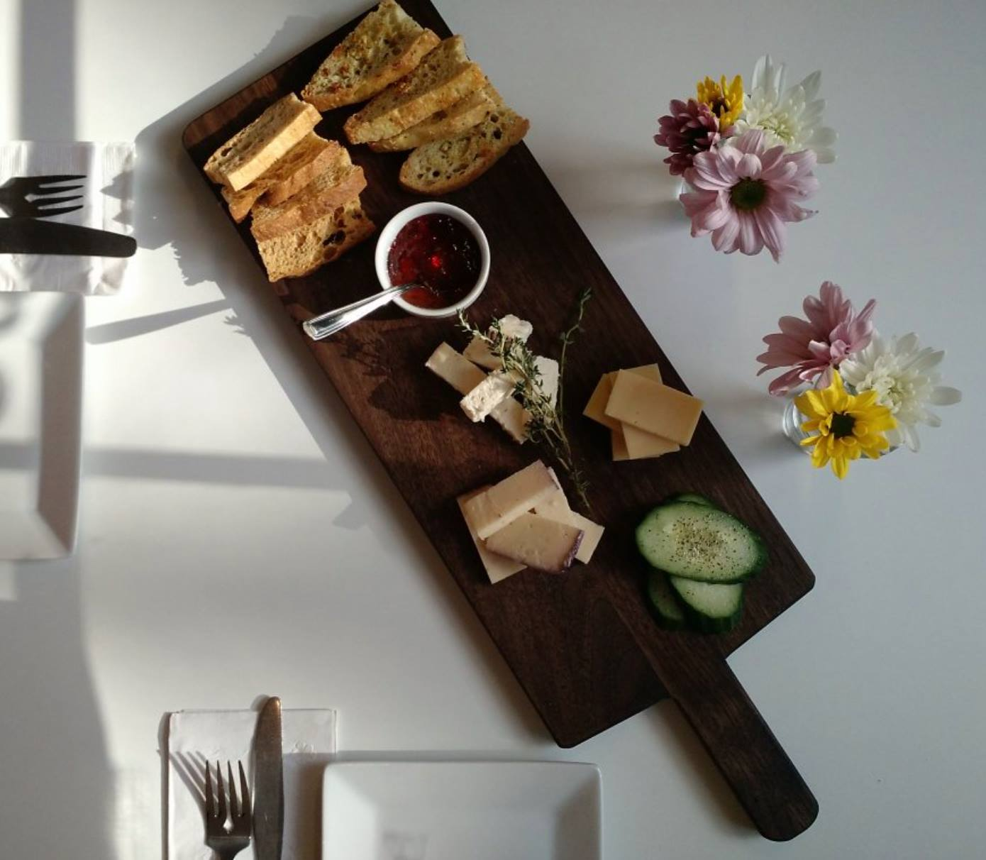 Copy of Copy of Copy of Cheese boards will be large enough for 8 guests...but look this beautiful!