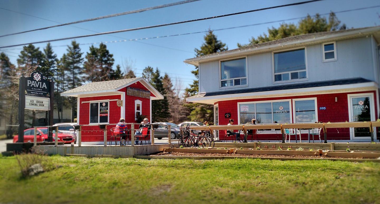 PAVIA in Herring Cove, Nova Scotia