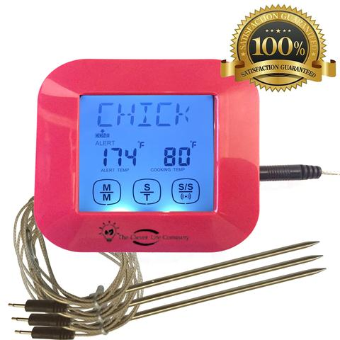 The Clever Life Company - Great Digital Meat Thermometer -