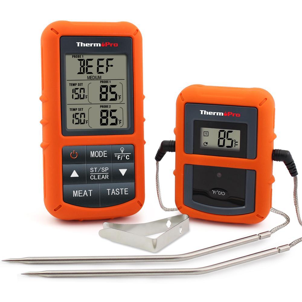 iTronics ThermoPro - TP-20 - Digital Wireless Thermometer -