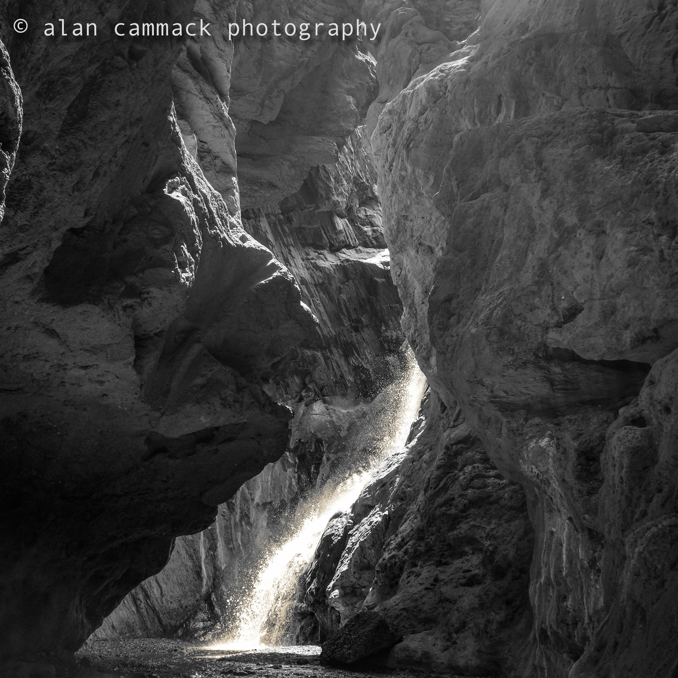 Travertine Falls