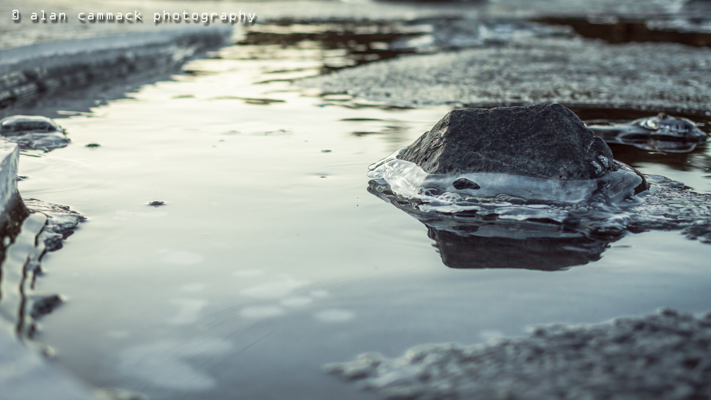 Micro Ice Pond