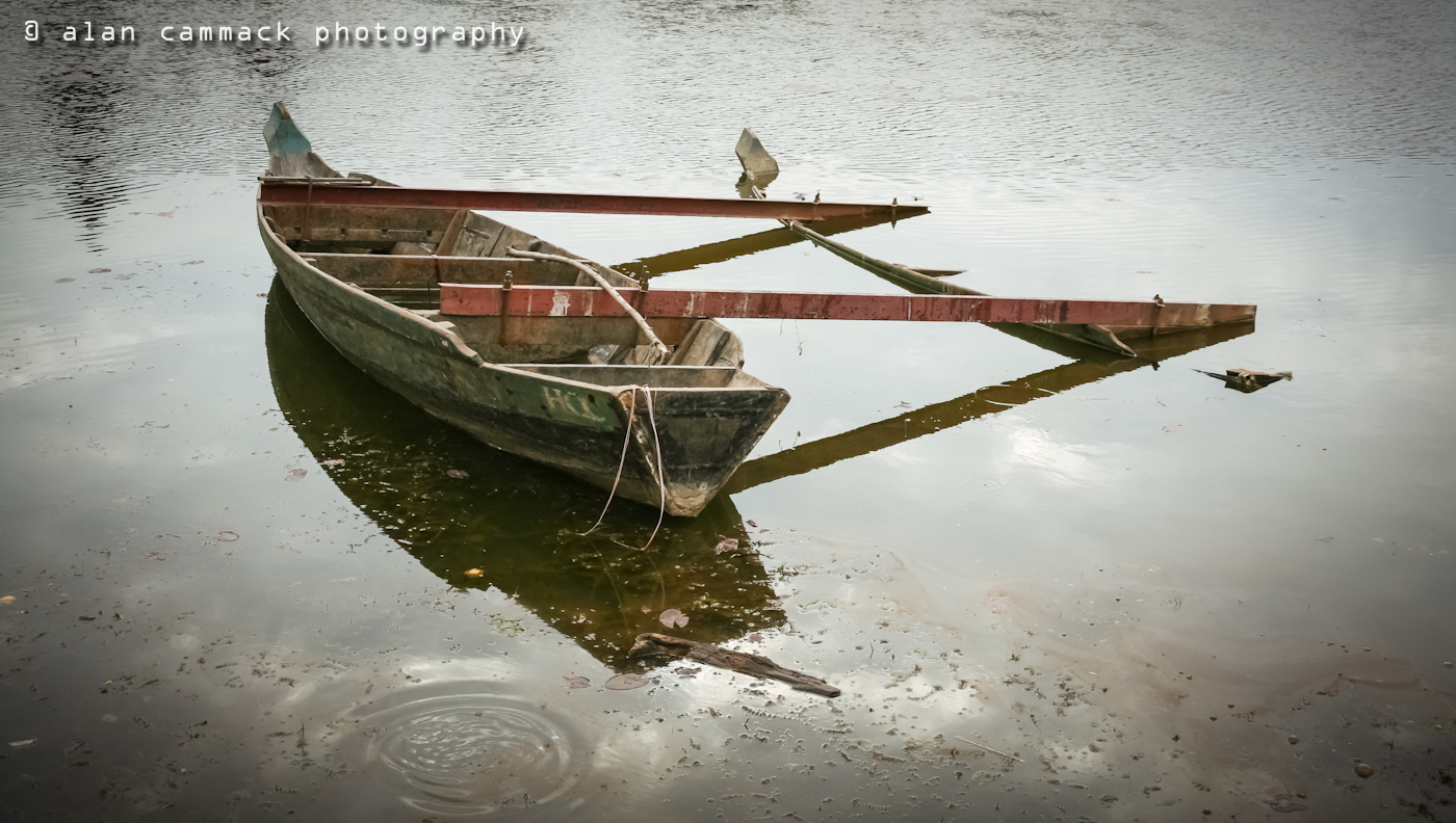 The Eternal River Boat