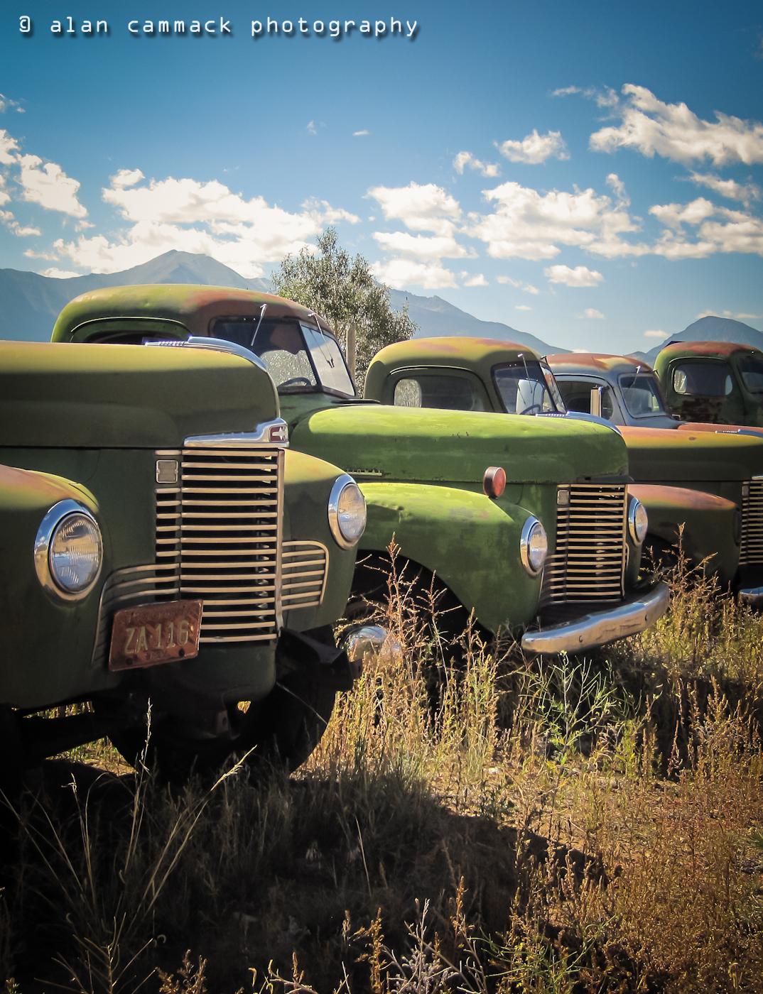 Tonka Trucks 1