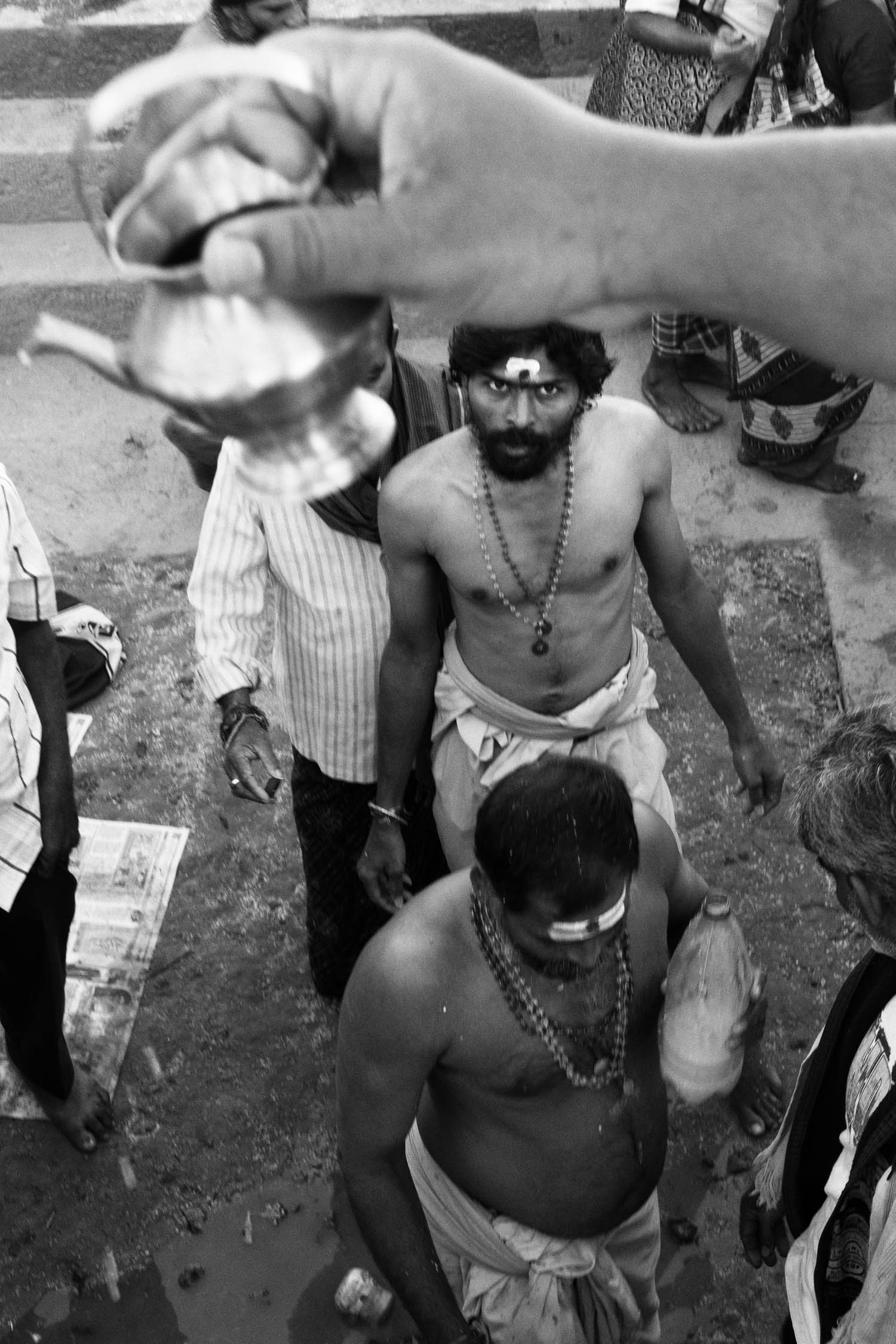 Varanasi, India, 2017
