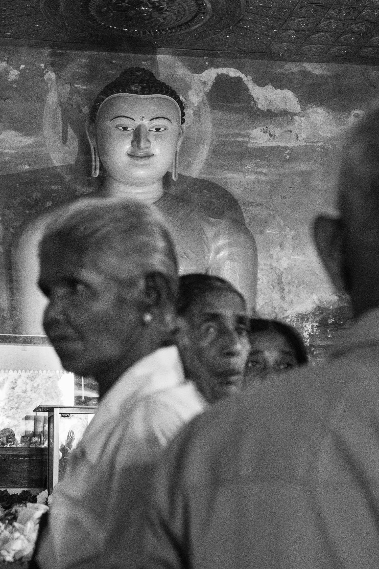 Anuradhapura, Sri Lanka, 2018