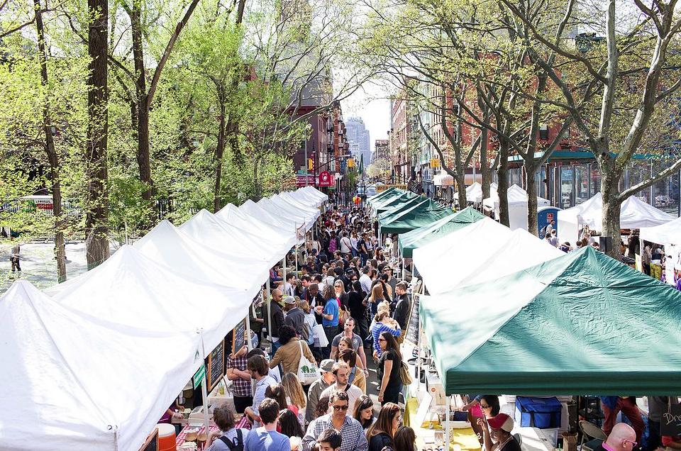 Hester Street Fair, LES
