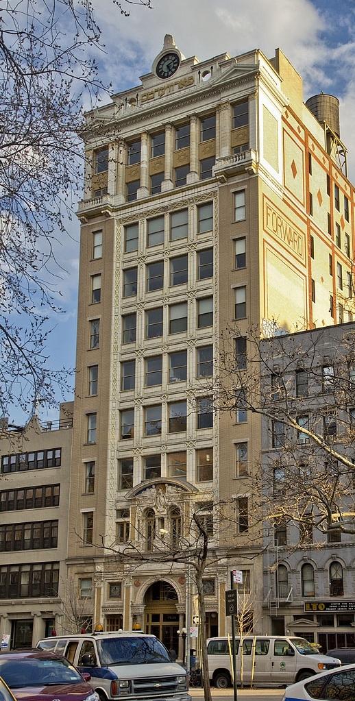 FORWARD BUILDING - developer // architect