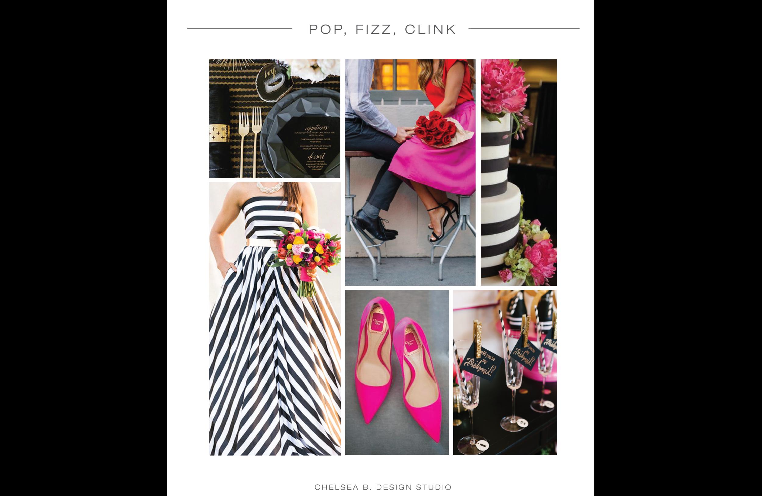 Tablescape  |  Couple  |  Cake  |  Dress  |  Heels  |  Glasses
