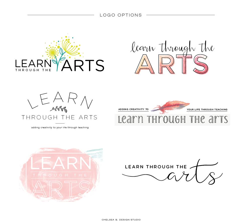 Chelsea B Design Studio   Small Business Branding and Logo Design