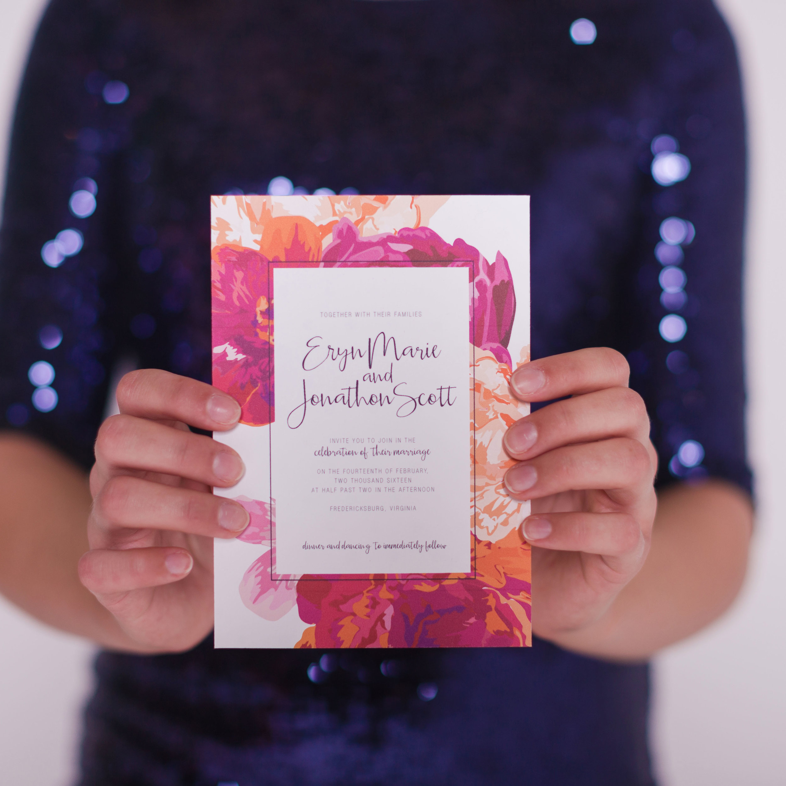 custom gold foil wedding invitations | new jersey wedding invitation designer | princeton invitation designer | elegant and floral wedding invitations | kate spade wedding invitations
