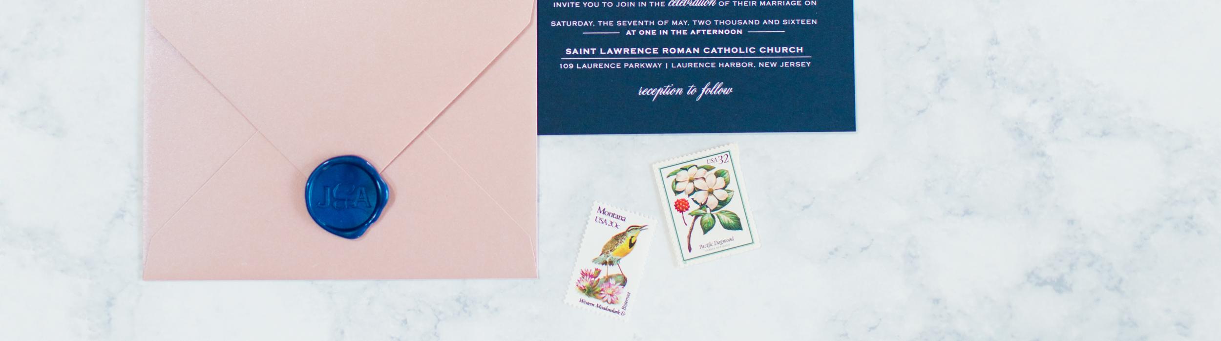 Princeton Wedding invitation Designer New York Wedding invitations Philly wedding invitation designer