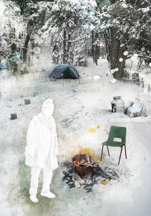 Winter homeless