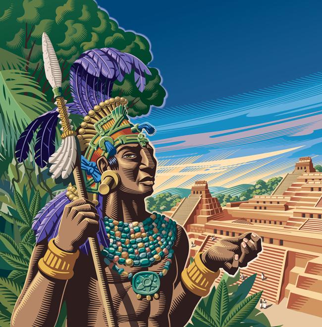 Mayan King Large_blog