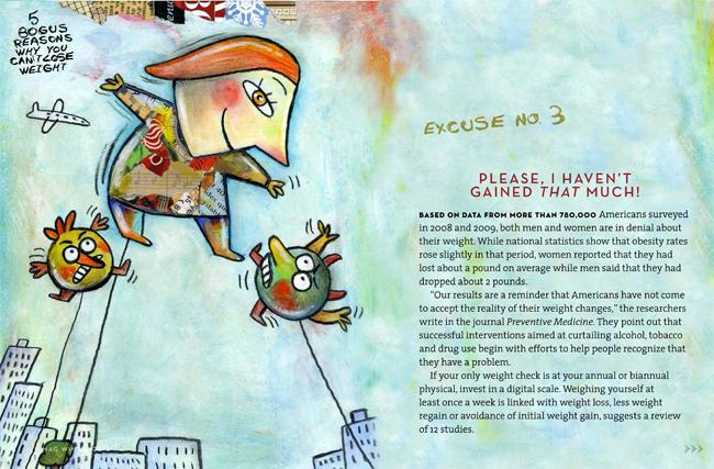 5 Bogus Reasons (pg4) ©Philippe Béha/i2iart