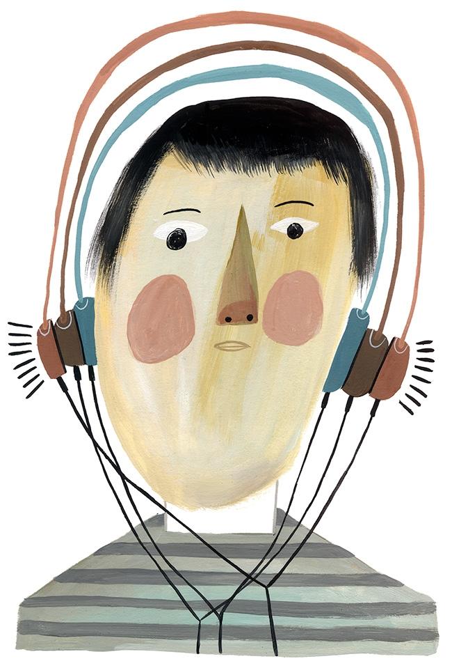 Headphones - MH439