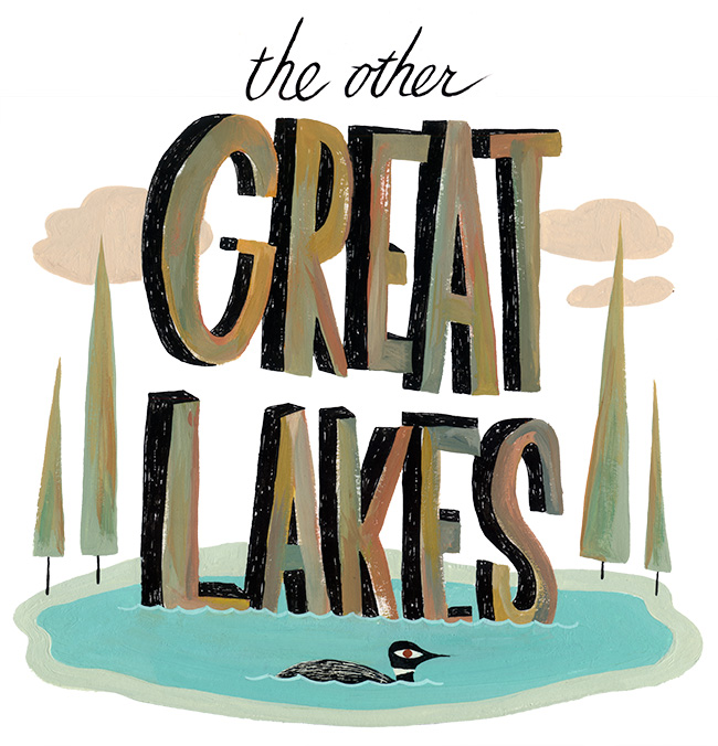 The Other Great Lakes - MH438