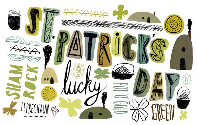 St. Patrick's Day - MH461