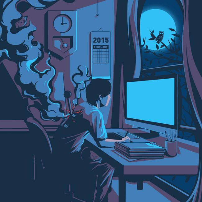 Workaholic - EC177
