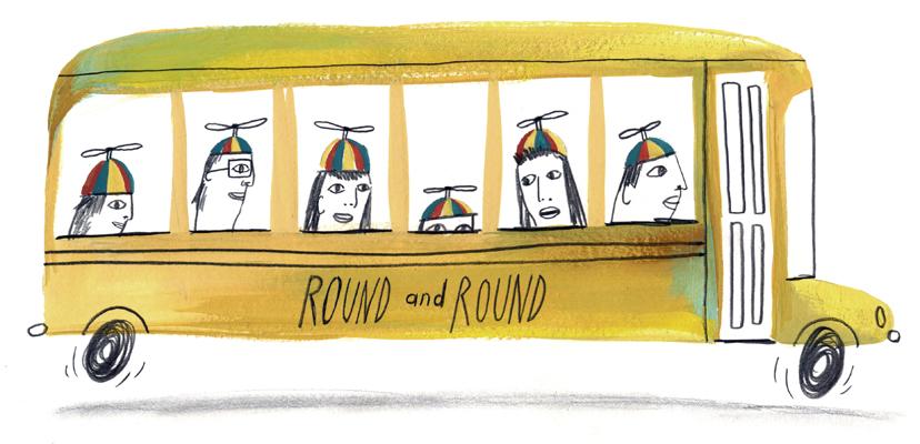 Round and Round - MH103