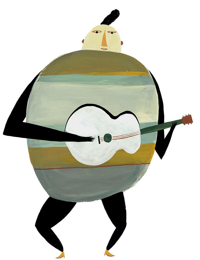 Guitar Guy - MH415