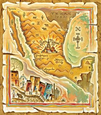 San Miguel de Allende, Mexico - TZ239