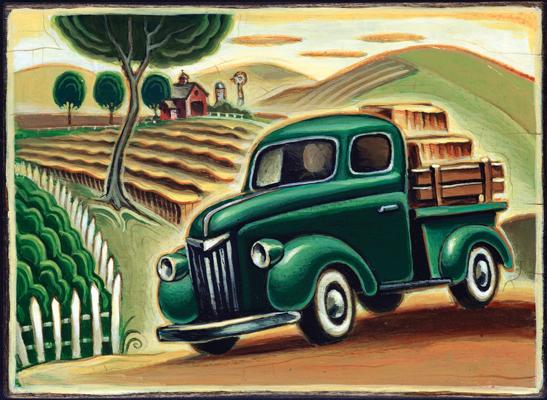 Farm Truck - TZ339
